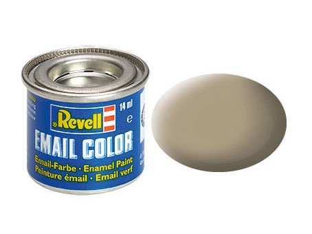 Revell Email Color Beige, matt, 14ml, RAL 1019