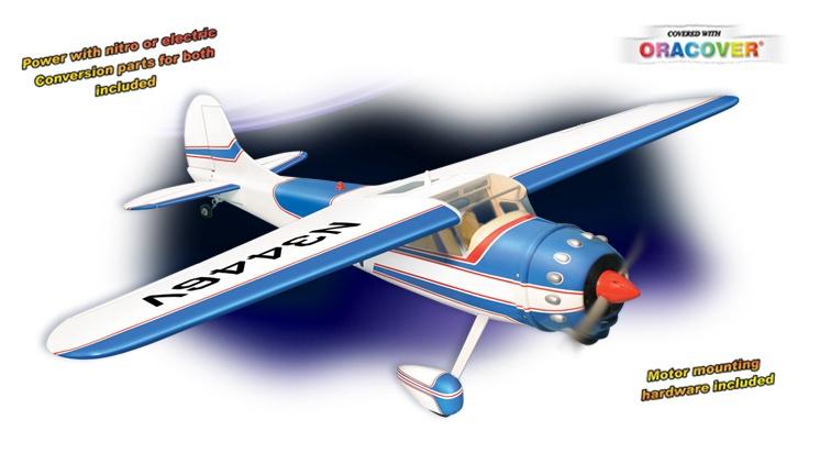Phoenix Cessna 195 Vista - 168 cm