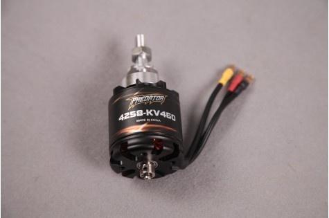 FMS Predator Brushless Motor 4258-KV460