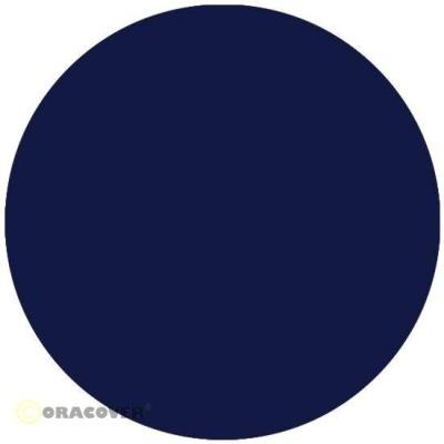ORACOVER Bügelfolie dunkelblau
