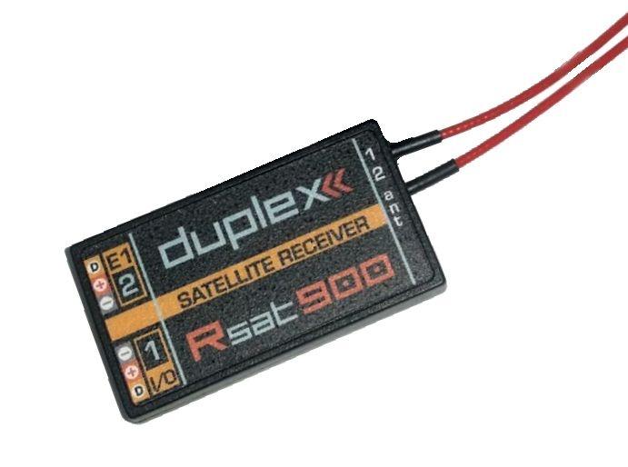 Jeti Satellite für Duplex Type Rsat 900