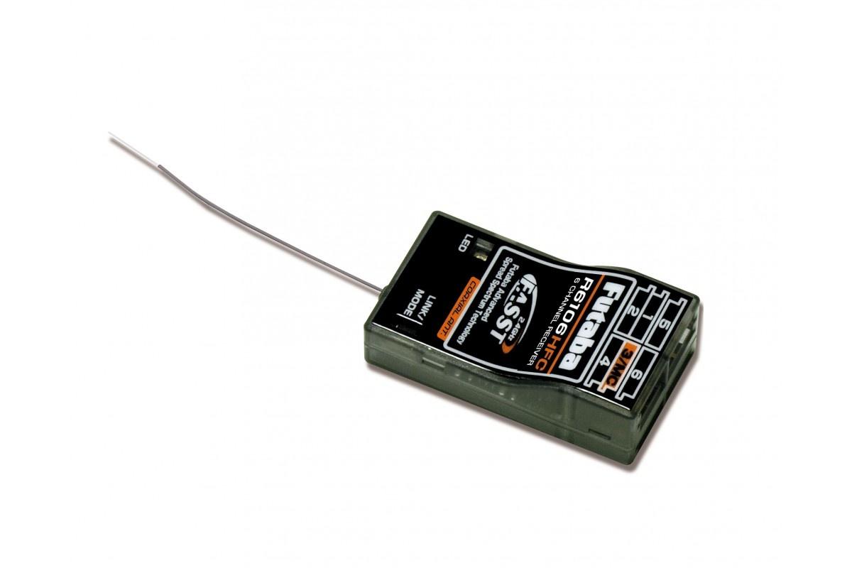 FUTABA R6106HFC 2,4 GHz Empfänger