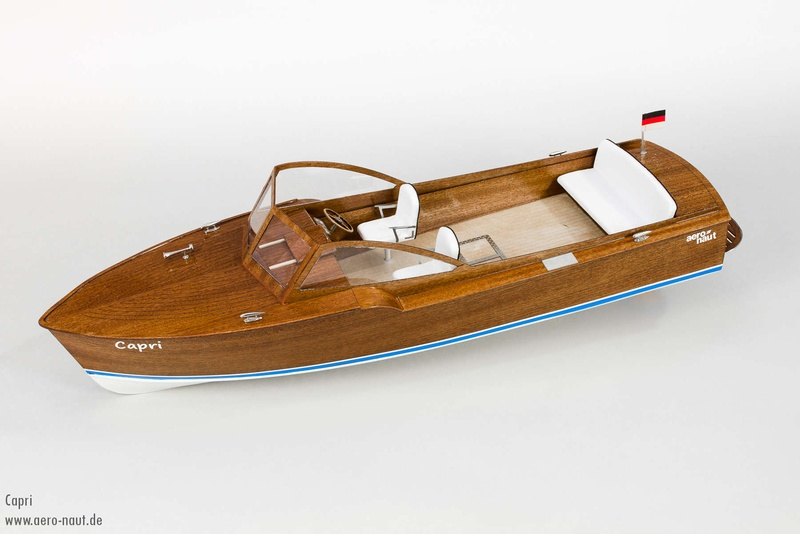Aeronaut Capri Sportboot