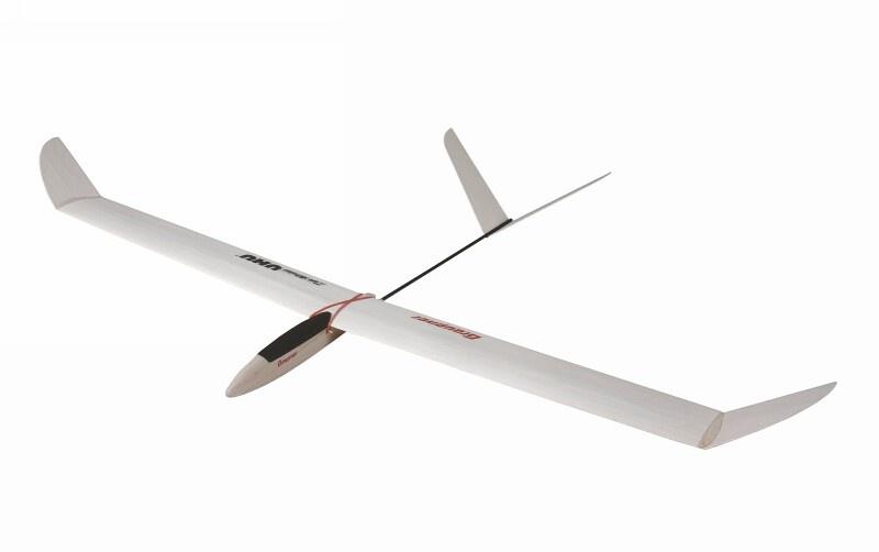 Graupner Freiflugmodell Der kleine UHU 1330 mm