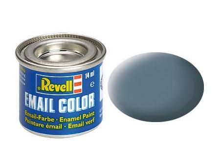 Revell Email Color Blaugrau, matt, 14ml, RAL 7031