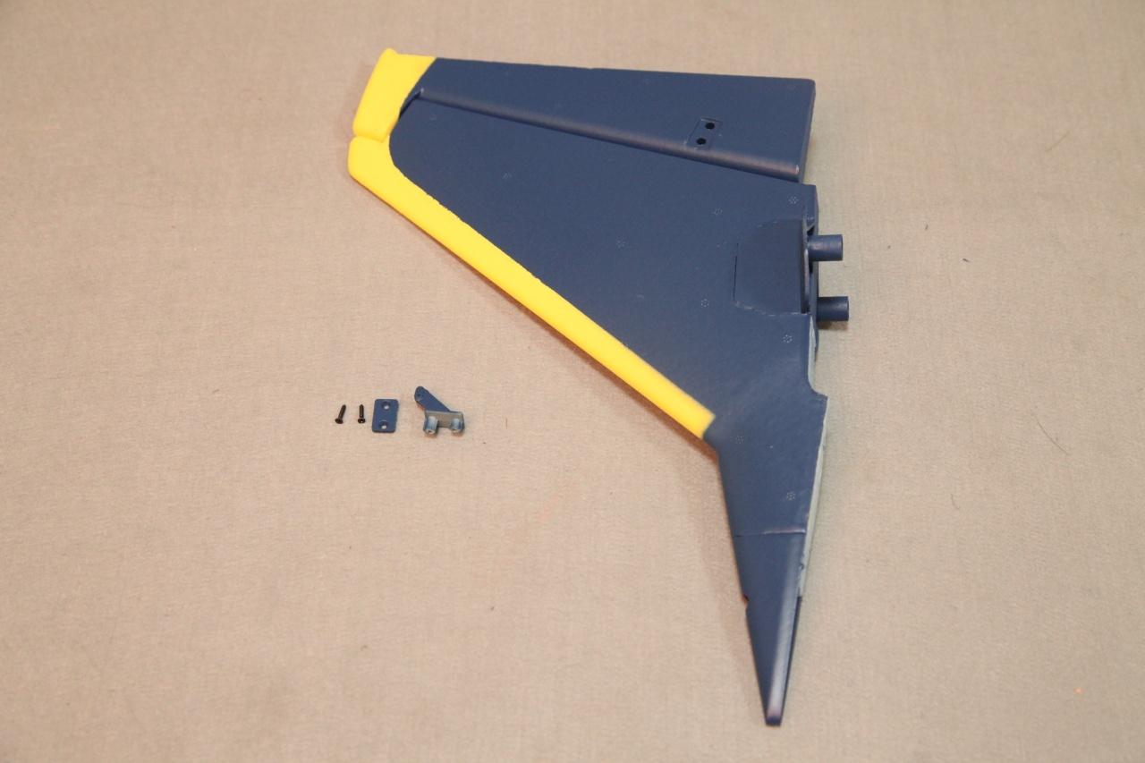 FMS Viper Jet EDF 70 - Seitenleitwerk