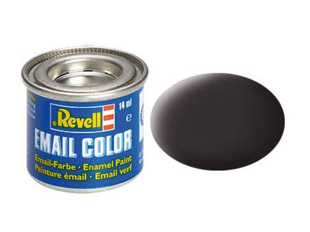 Revell teerschwarz, matt 14 ml