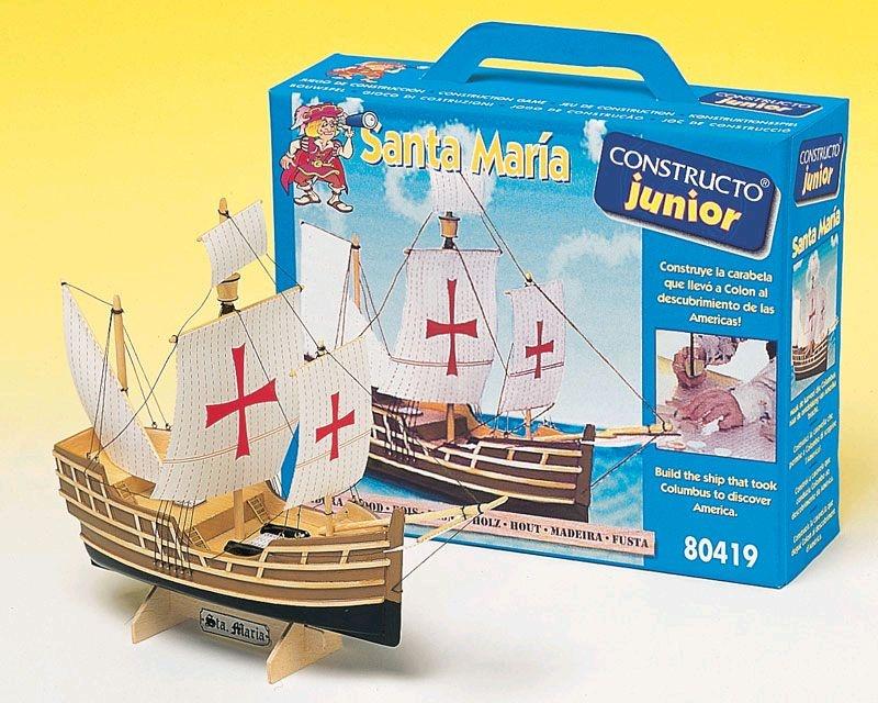 Krick Santa Maria Junior-Bausatz