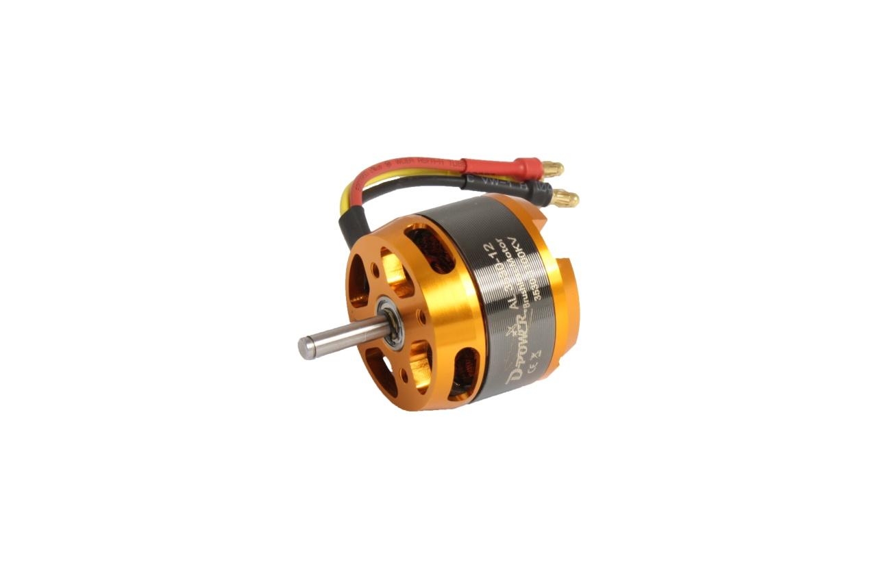 D-Power AL 3530-12 Brushless Motor