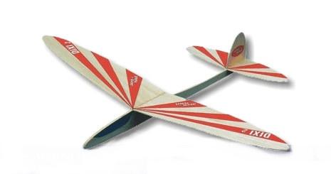 Aeronaut DIXI 2, Balsagleiter