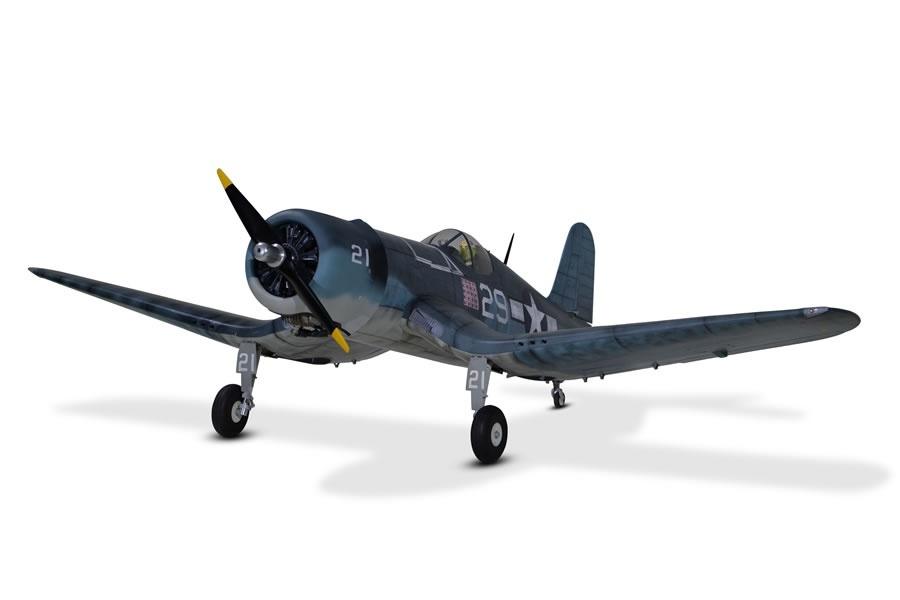 Phoenix F4U CORSAIR 60CC GP/EP SCALE 18% ARF - 217 cm