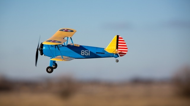 E-flite UMX PT-17 BNF mit AS3
