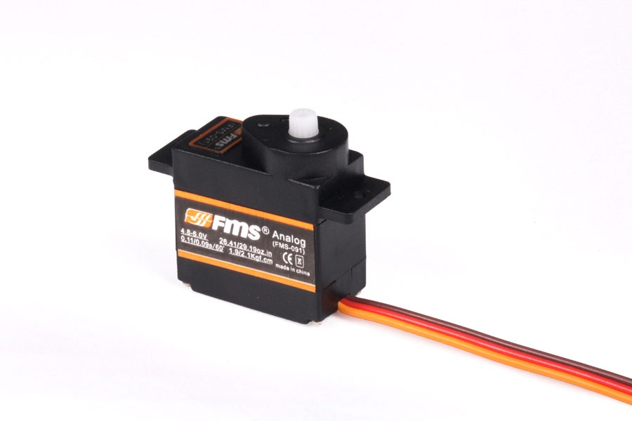 FMS Predator Analog Servo 9g Waterproof