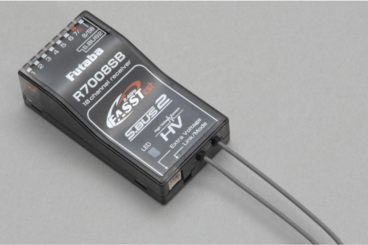 FUTABA R7008SB 2,4 GHz FASSTest
