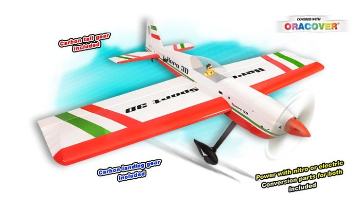 Phoenix Hero 3D - 150cm