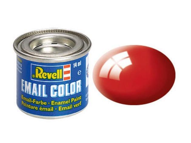 Revell feuerrot, glänzend 14 ml