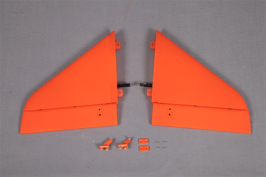 FMS Super Scorpion orange - Höhenruder (L+R)