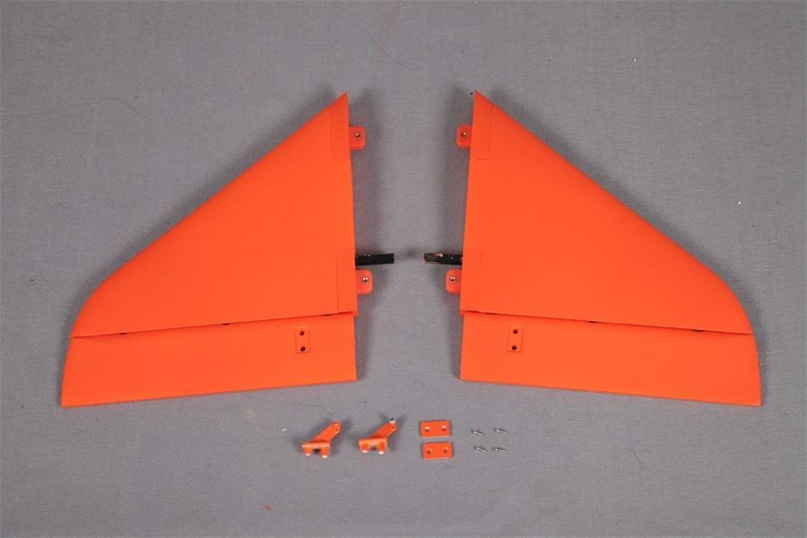 FMS Super Scorpion orange - Höhenruder (L+R)