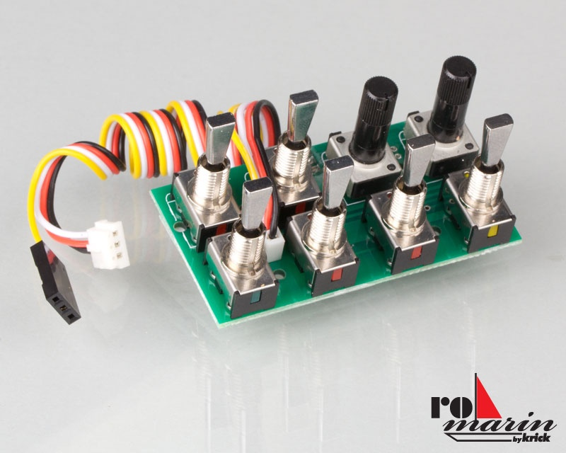 Krick Multi-Switch-Prop12+2 Sender-Modul