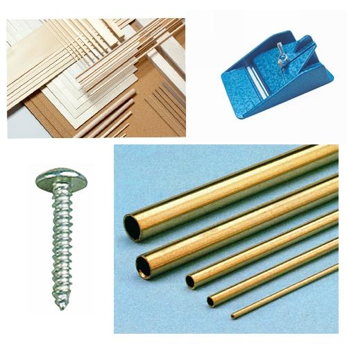 Werkzeuge & Baumaterial