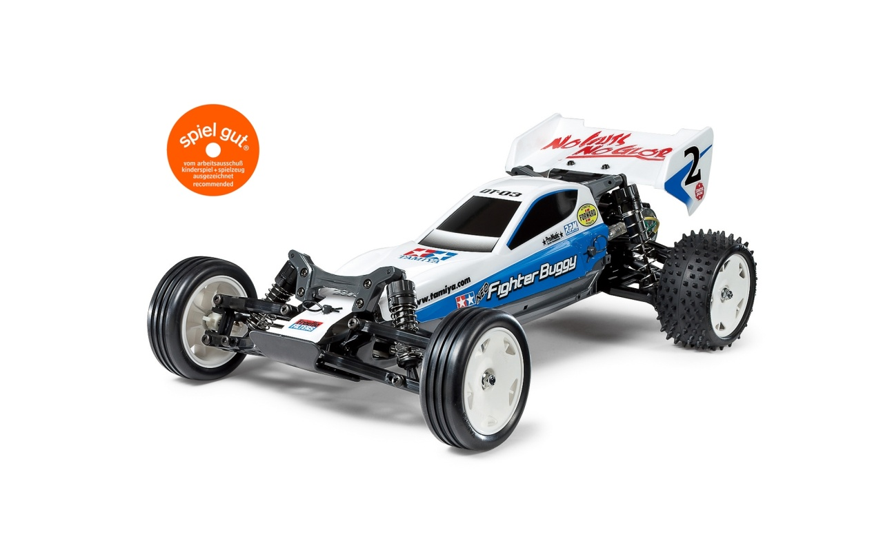 Tamiya 1:10 RC Neo Fighter Buggy DT-03