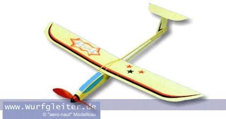 Aeronaut TWIST Gummimotormodell