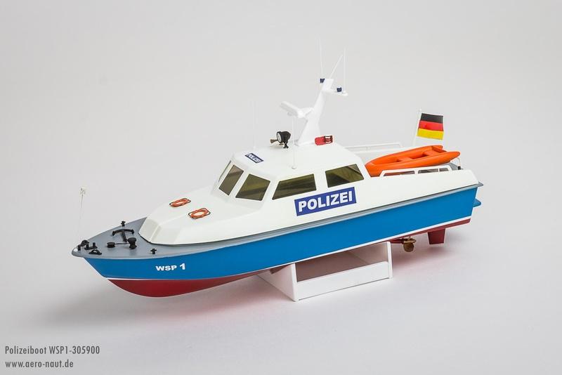 Aeronaut Polizeiboot WSP1