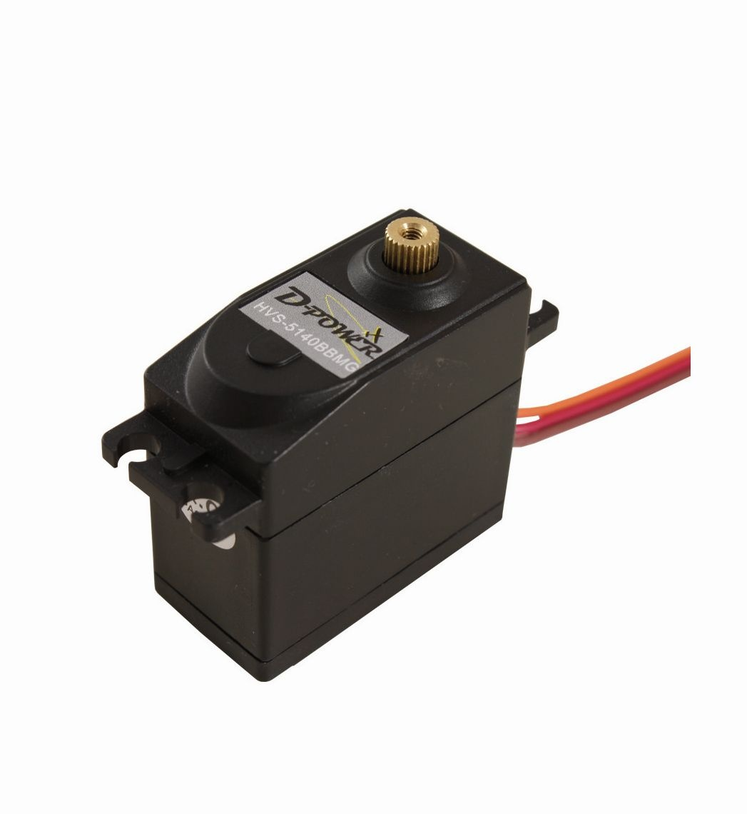 D-Power HVS-5140BB MG Servo
