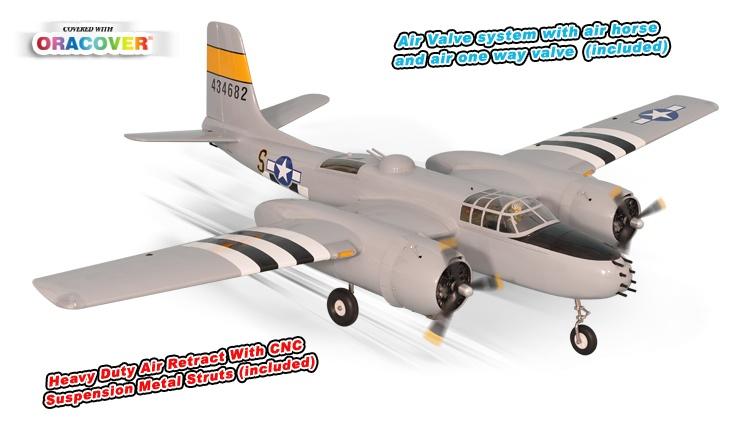 Phoenix A26 Invader - 230 cm