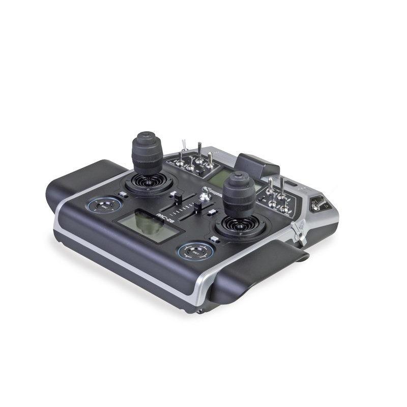 Graupner Pultsender-Set mc-28 HoTT mit 4D Steuerknüppeln