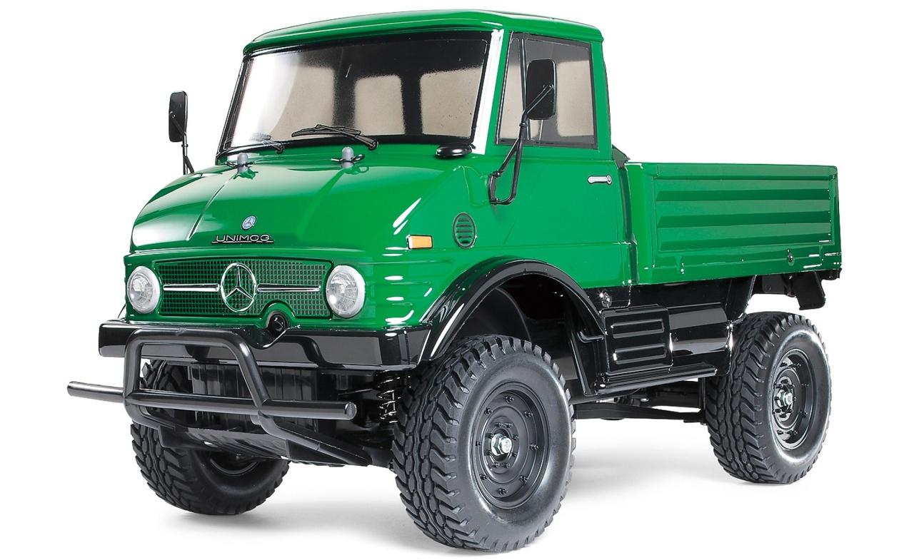 Tamiya 1:10 RC Mercedes Benz Unimog
