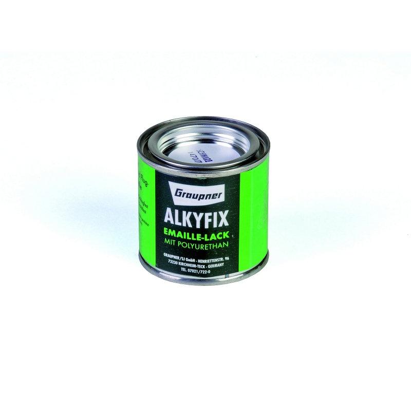Graupner Alkyfix Emaillelack schwarz 100ml