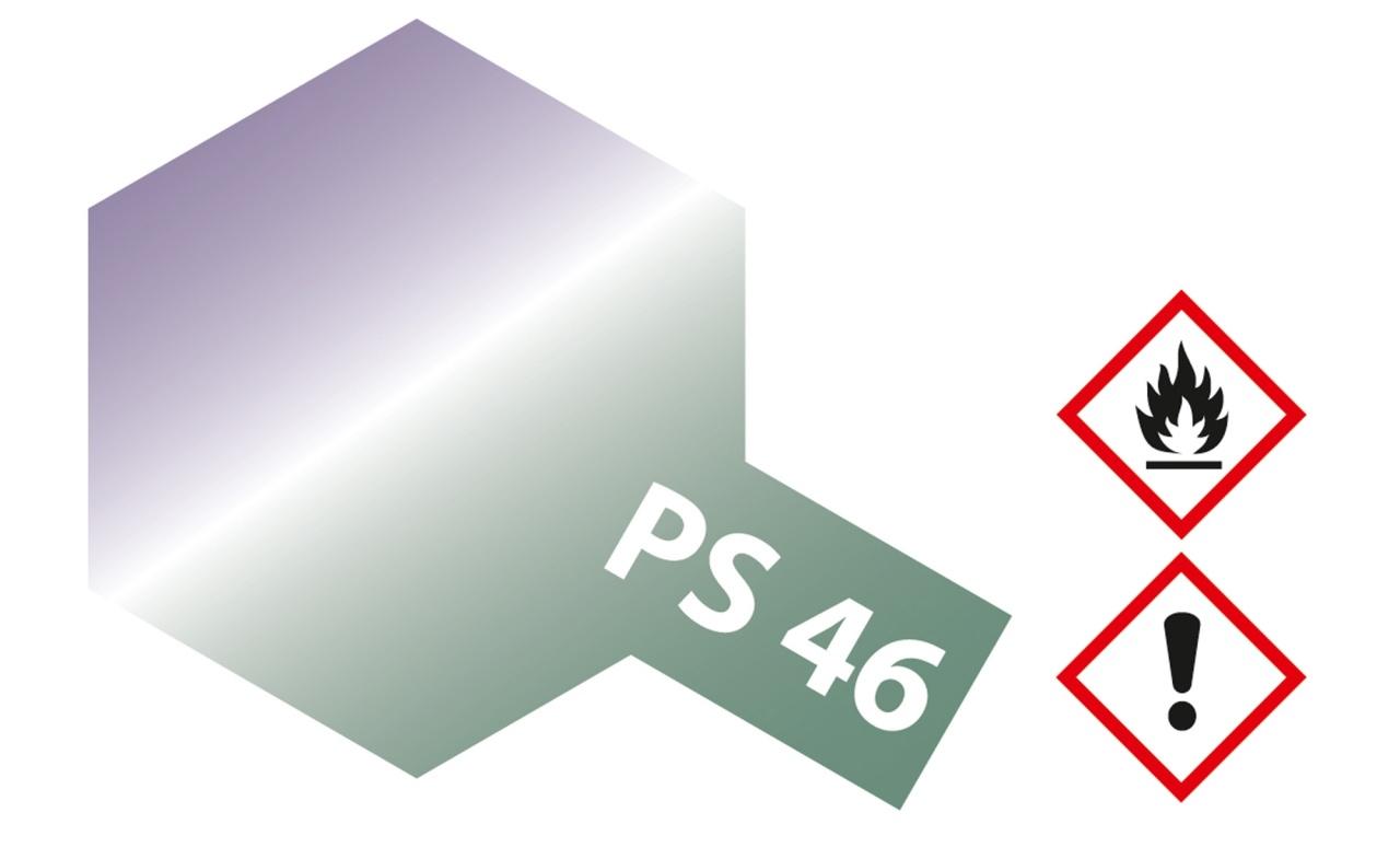 Tamiya PS-46 Grün-Violett schillernd Polycarbonat 100ml