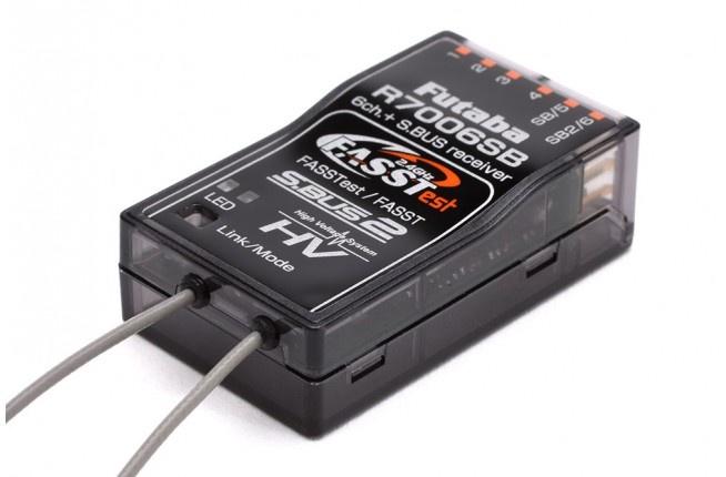 FUTABA R7006SB 24 GHz FASSTFA SSTest