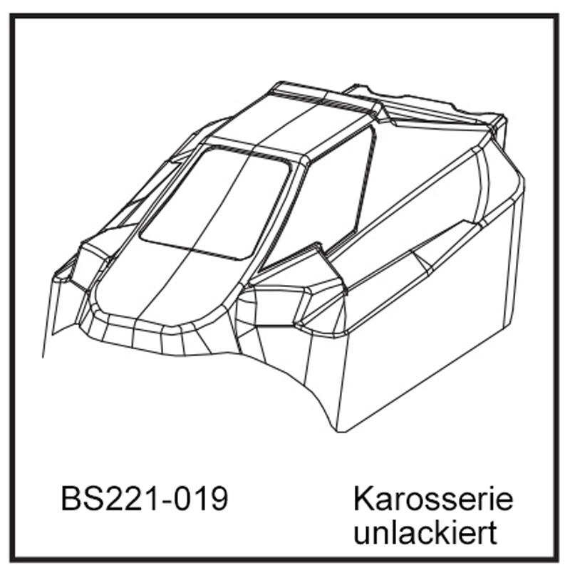 Karosserie - BEAST BX
