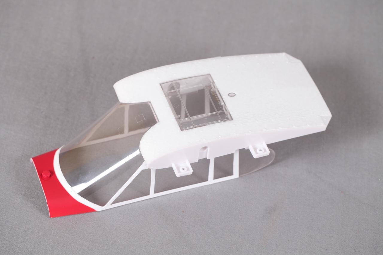 FMS Piper J3 Cub 140cm - Kabinenhaube