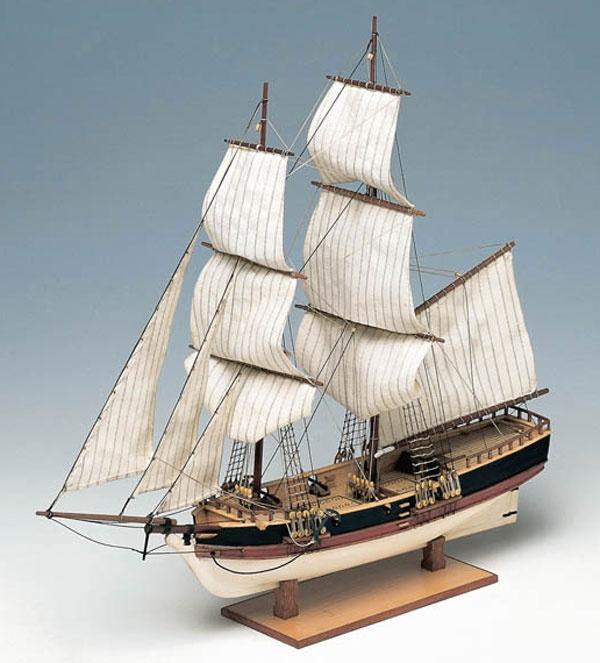 Krick Union Universal-Baukasten Schiff
