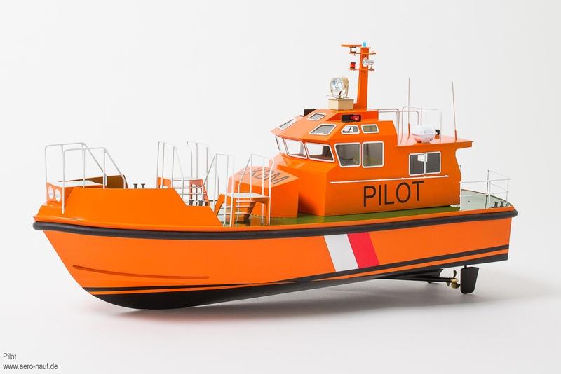 Aeronaut Pilot Lotsenboot