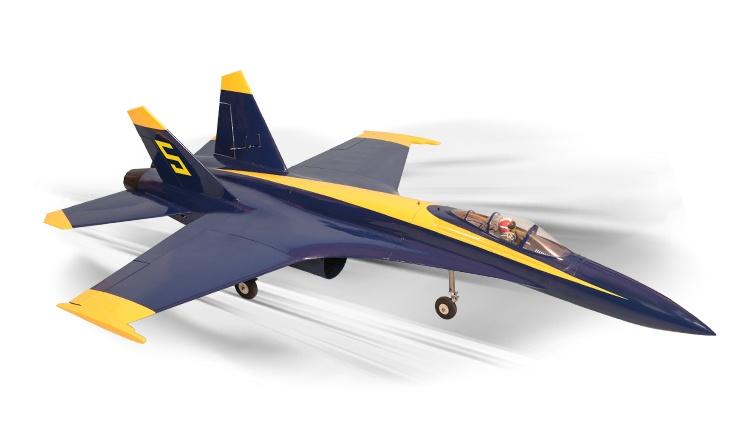 Phoenix  Thunder Streak - EDF 120 - 129 cm