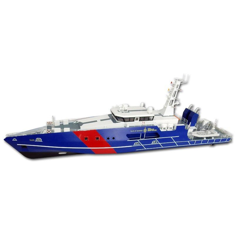 Hacker St George Küstenschutz schiff