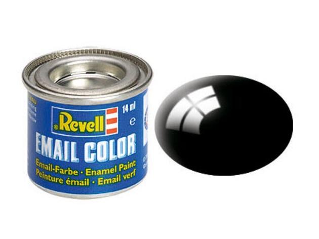 revell schwarz, glänzend 14 ml