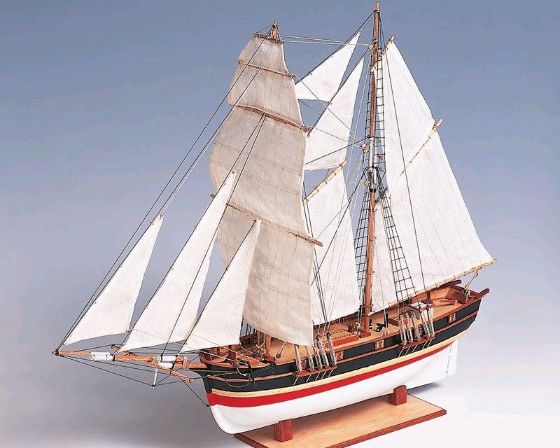 Krick St. Helena Universal-Baukasten Schiff