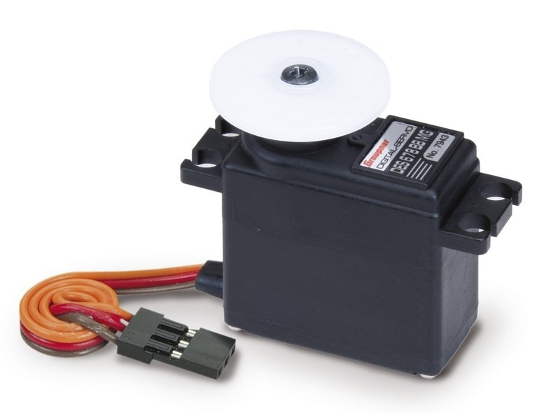 Graupner DES 678 BB MG Digital Servo
