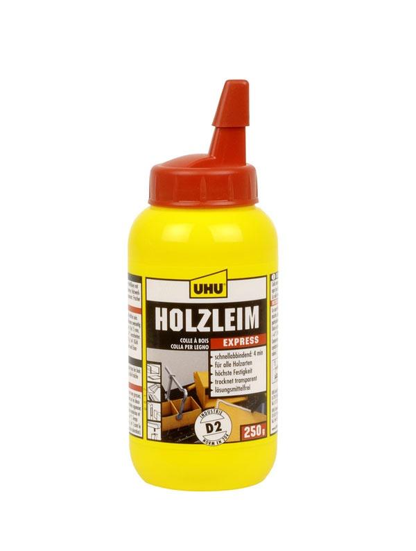 UHU Holzleim D2 Express 325g Flasche
