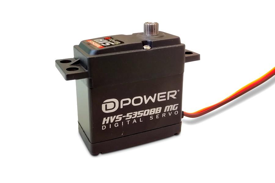 D-Power HVS-5350BB MG Digital-Servo