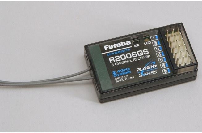 FUTABA R2006GS 2,4GHz S-FHSS Air Empfänger