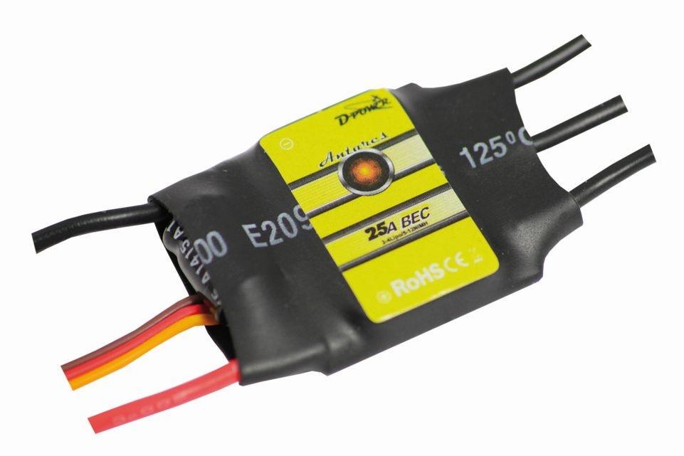 D-Power Antares 25A BEC Brushless Regler
