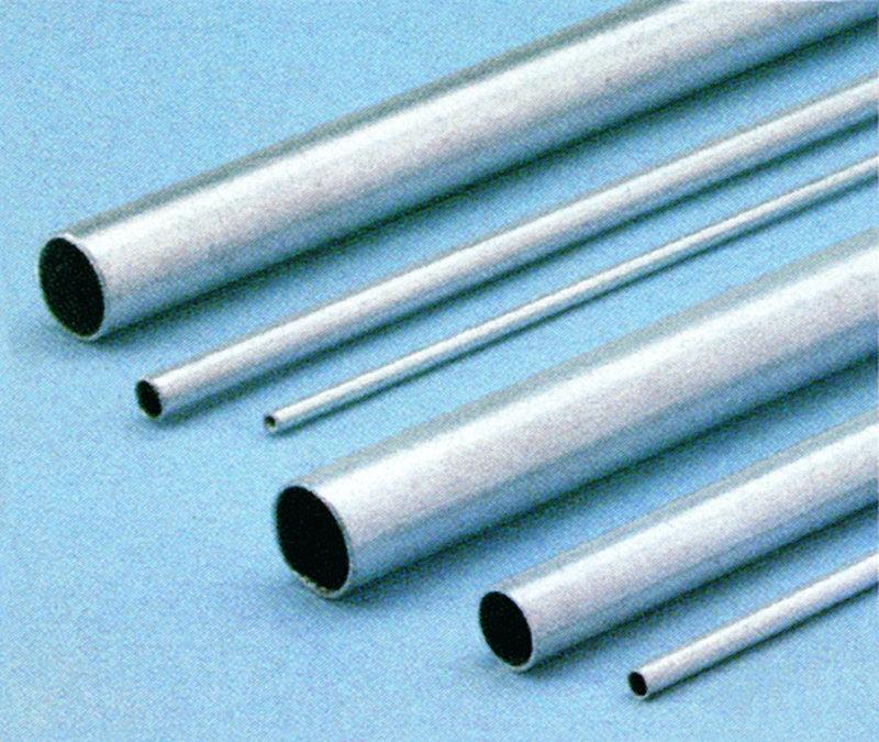 Graupner Aluminium Rohr  3,0 x 2,1 x 1000mm