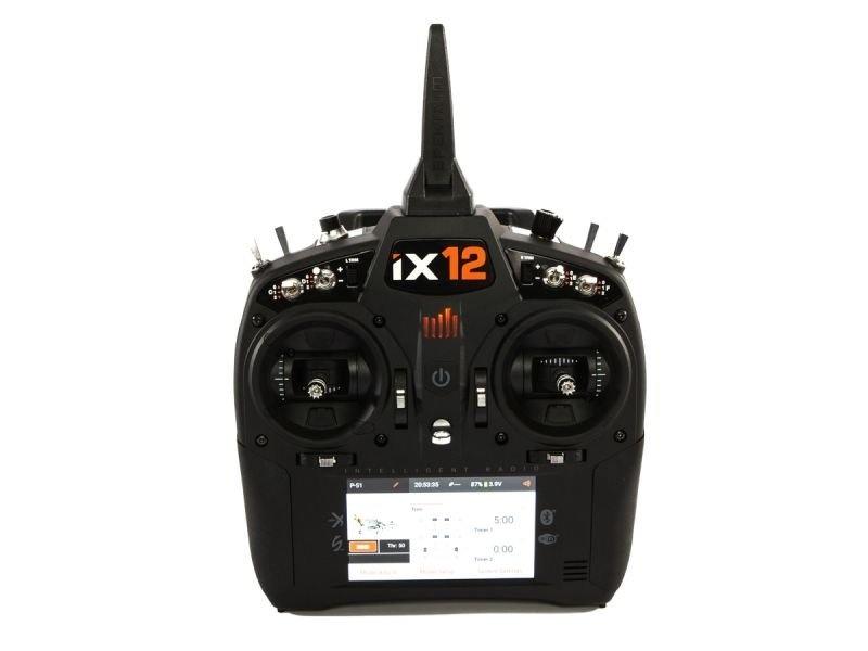 Spektrum iX12 12-Kanal-Fernsteuerung, nur Sender