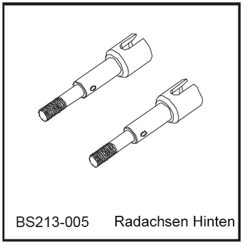 Radachsen Hi - BEAST BX / TX